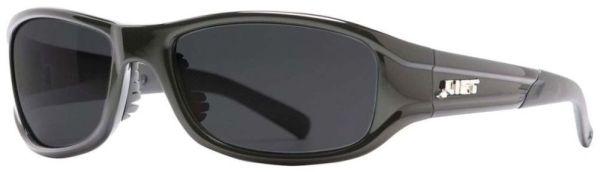 Polarized Lens Safety Glasses - Black Frame