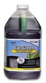 Coil Cleaner - Cal-Green, 1 Gallon Bottle