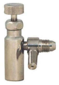 Refrigeration Flushing Injection Valve