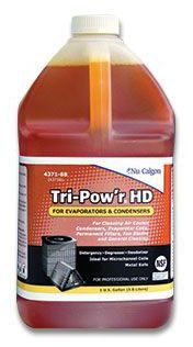 Coil Cleaner, Clear Orange