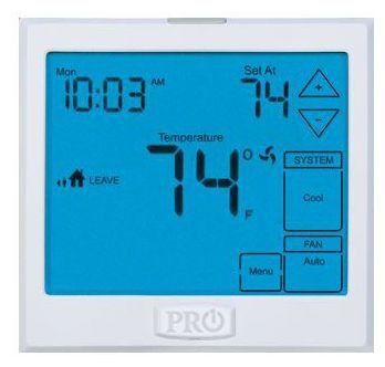 Programmable/Non-Programmable Universal Thermostat