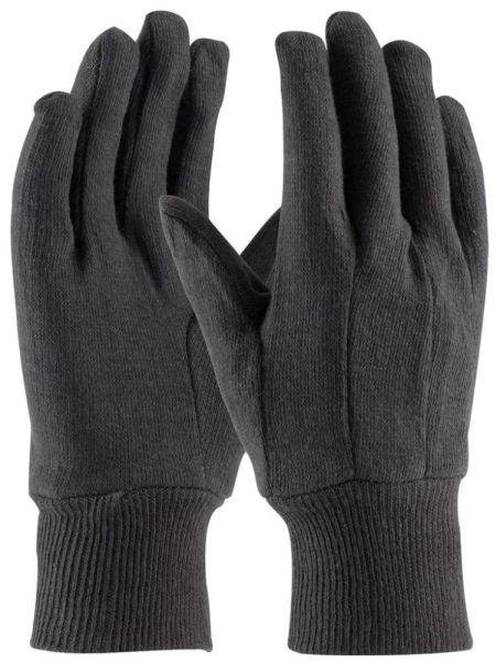 Brown Gloves - Cotton