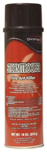 Storm Trooper Fire Ant Killer, White