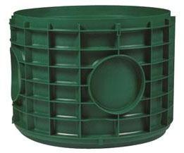 "20"" x 6"" Septic Tank Riser - Green"