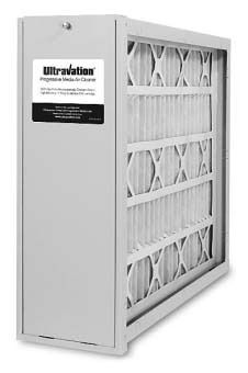 "20 X 25 X 5"" MERV 11 Progressive Media Air Cleaner"