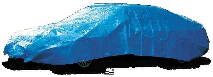 BLUE-TARP 8' X 10' POLY BLUE TARP HYGRADE