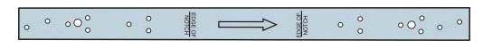 RPS22 16GA GALV RETROFIT REINFORCED STRAP PIPE TIE SIMPSON