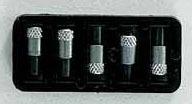 1423-0024 TURBO TORCH FLINT BOX F-1 (5/BX)