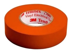 Shurtape EV057C Orange 3/4X66 Color Coding Tape 200787(fka 3M 1700C)