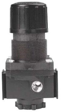 "R353 3/8"", 80 SCFM, Aluminum, Standard, Pneumatic Regulator"
