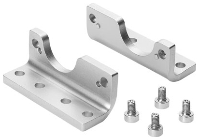 HPC-40 40 MM, Galvanized Steel, Linear Drive Foot Mounting