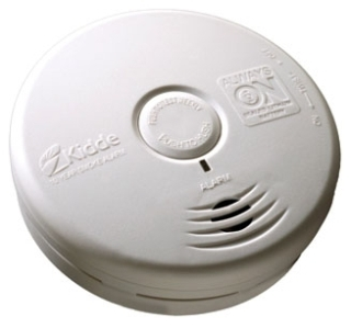 KIDDE 21010064 (P3010L) 10-YEAR PHOTOELECTRIC WORRY FREE LIVING AREA SEALED LITHIUM BATTERY POWER SMOKE ALARM