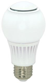 SAT S9037 SAT 10.5W A19 2700K 810 LUMEN DIMMABLE 120V LED LAMP