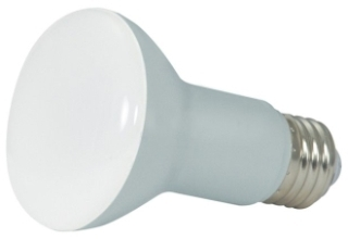 SAT S9631 SAT 6.5W 3000K 525 LUMEN DIMMABLE R20 120V LED LAMP