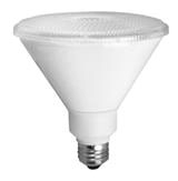 TCP-LED17P3827KFL NON-DIMMABLE 17W SMOOTH PAR38 - 2700K 40 DEGREE