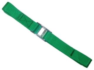 DOT 2WS06 6' Nylon Web Straps - Green