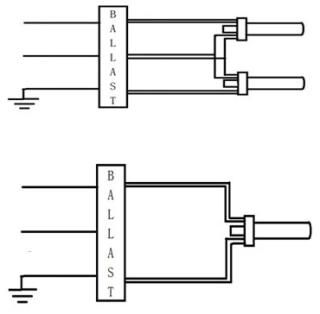GEB GEC218-MVPS-3W 63093 Compact Fluorescent Ballast; 120 - 277 Volt AC/108 - 305 Volt, 39 Watt, 2-Lamp, Programmed Rapid Start