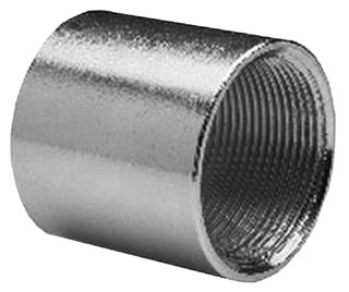 CONDUIT 3/4-GALV-CPLG COUPLING