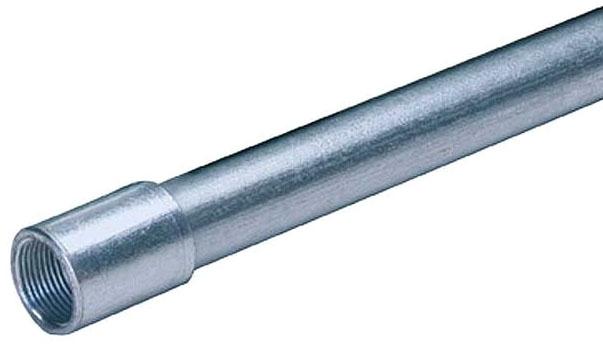 GAL200 GALV CONDUIT 2-IN STEEL