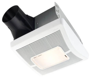 BROAN A80L FAN/LIGHT