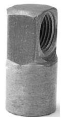 "1/2"" x 1/2"" FPT x NPT 90D Faucet Adapter Elbow"