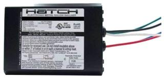 MC150-1F-120U 150W METAL HALIDE (MH) 120V VOLTAGE ELECTRONIC HID BALLAST