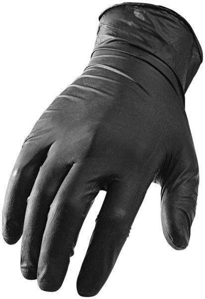 Black Double Extra Large Gloves