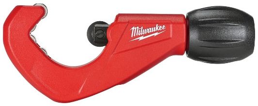 """7"""", 1/8 to 1-5/8"""" Capacity, Chrome Roller 4-Wheel Constant Swing, Tubing Cutter"""