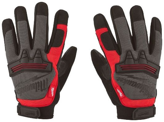"""10.3"""", Terry Cloth, Reinforced, Extra Large Demolition Gloves"""