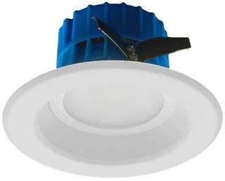 NIC DLR4-3006-120-3K-WH LED DNL FX