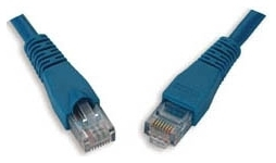 SGM C6-115BU-3FB SGM PATCH CORD CAT6 3' BLUE
