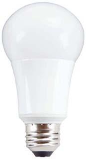 TCPI LED10A19D50K 10W LED LAMP