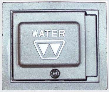 """3/4"""" FPT Tee Key Wall Hydrant"""