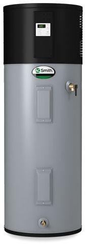 66 Gallonm 4.5kW, 1-Element, Tall, Residential Electric Water Heater