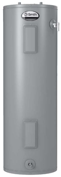 66 Gallon, 240 V, 4.5kW, Glass Lined Alkaline Borosilicate Fused Steel, 2-Element, Light Duty, Commercial Electric Water Heater