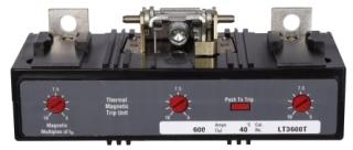 C-H LT3400T 400A 3P CKT BRKR
