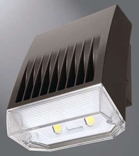 LUM XTOR8BRL LUM LED WALLPACK 5000K 8635 LUMEN 120-277V BRONZE