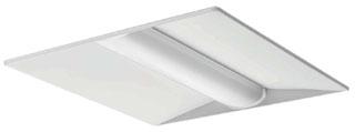 lit 2BLT2-33L-ADP-EZ1-LP835 LIT LED TROFFER 2X2 3500K 3300 LUMEN 0-10V DIMMING 120-277V