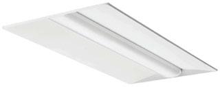 lit 2BLT4-48L-ADP-EZ1-LP840 LIT LED TROFFER 2X4 4000K 4800 LUMEN 0-10V DIMMING 120-277V *243NR3