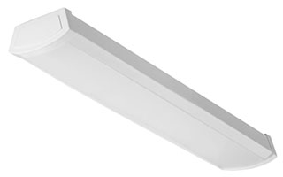lit FMLWL-48-830 LIT LED WRAP 4' 3000K 2400 LUMEN