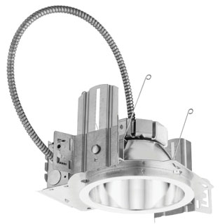 lit LDN6-40/15-MVOLT-EZ10-HSG LIT LED HOUSING