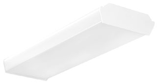 RAB GUS4-50NW/D10 LIT LED WRAP 4' 4000K 5456 LUMEN 0-10V DIMMING
