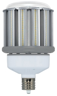 SAT S9675 80W/LED/HID/4000K 100-277V/EX39 320 WATT = LED HID Replacement 4000K Mogul extended base 10400Lm