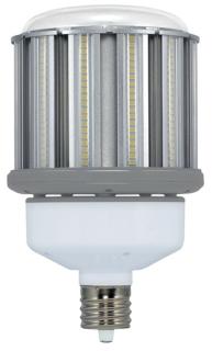 SAT 100W/LED/HID/4000K/100-277V EX39 100W LED HID Replacement 4000K Mogul extended base 100-277V 13000 Lumens S9676