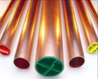 20', Green, Copper, Tubing