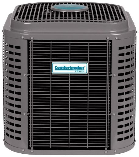 208/230 V, 18.1 A, 1-Phase, 1/5 HP, 36000 BTU/HR, 1-Stage Outdoor, Air Conditioner