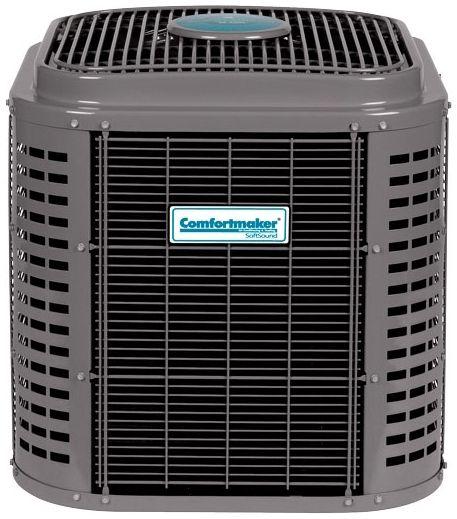 208/230 V, 20 A, 1-Phase, 1/5 HP, 36000 BTU/HR, 1-Stage Outdoor, Heat Pump
