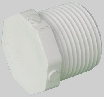 DA72272 PVC 450-007  PVC 3/4in MPT PLUG