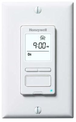 Honeywell HVC0001 Digital Bath Fan Control