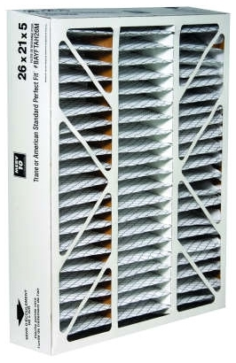 """Honeywell TRN1727T1 17-1/2""""x27""""x5"""" Replace Filter - Perfect Fit"""